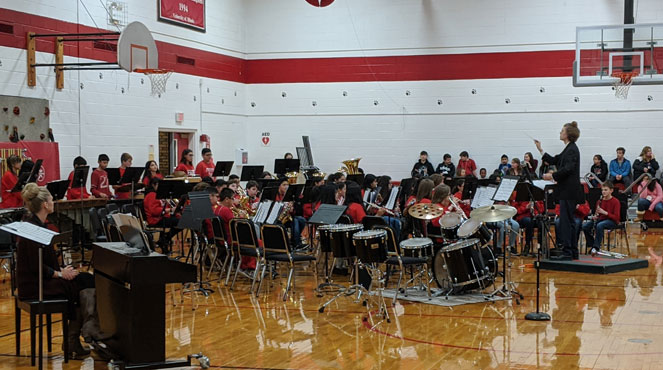 2019 Holiday Band Concert